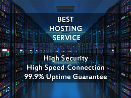 Provide high quality hosting for your website