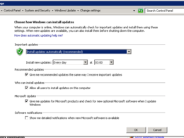 Service your Microsoft Windows Server