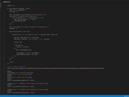 Create site parser