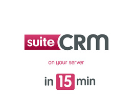 Setup SuiteCRM platform in 15 minutes
