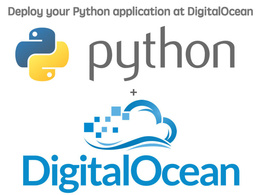 Deploy basic Python application on DigitalOcean in two hours