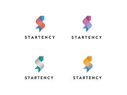 Design beautiful catchy logo with 5 concepts + Free Favicon