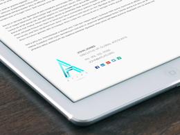 Design professional business email signature