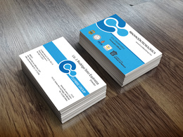Design business card and do 5 realistic concepts