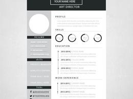 Design elegant and professional Resume/CV