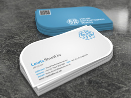 Professional business card design+Unlimited Revisions+Source Files