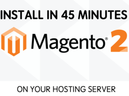 Install a fresh Magento 2 on your hosting server in 45 minutes