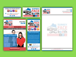Design Print Ready Marketing Materials For Company & Business ( 2 Diffrent Design )