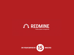 Install Redmine system on your server/cloud in 15 minutes