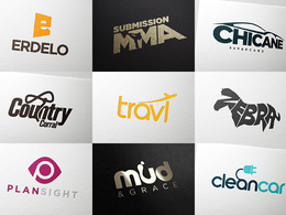 Design an exceptional logo + Free favicon + logo source files