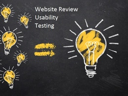 Review usability + look and feel of your Website or App - receive a video and report