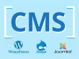 Install and configure Joomla, Wordpress, drupal or any other CMS