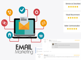 Do your Mass Email marketing - 50,000 emails