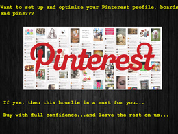 Set up and optimize your Pinterest profile, boards and pins