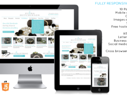 Design and develop responsive, SEO friendly website