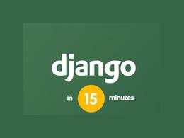 Setup Django framework on your server/cloud in 15 minutes