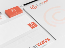 Professional business stationery + business card design