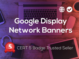 Produce a set of Display Network Banners. Google, Bing, Yahoo, paid search! PPC