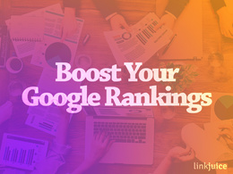 Boost your website rankings in Google with 1 Month of the highest quality SEO