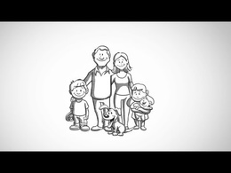 Create a white board  animated ex plainer video