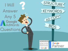 Answer any Google Ads Questions
