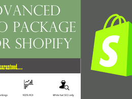 Shopify SEO, Shopify Store SEO, Social Media Marketing