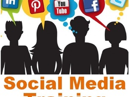 Give 30 mins social media training to maximise Online exposure