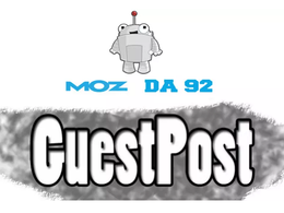 Guest Post on DA92 Website
