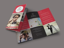 Design Tri- fold Leaflet with unlimited revision