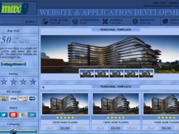 Design & develop professional responsive complete SEO friendly website