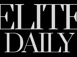 Write and publish your article at Elitedaily.com