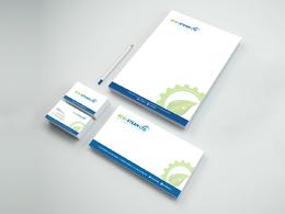 Design your logo, letterhead, business card and comp slip