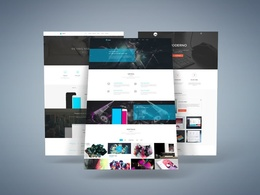 Design and Develop Bespoke WordPress 8 Page Website.