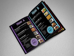 Design your stationery: business card, letterhead, brochure & compliments slip.