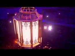 Make a RAMADAN or EID or Any Religious Festival Program 3D/2D Greetings Animation