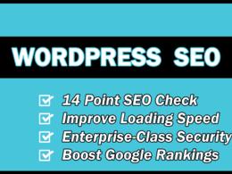 SEO your Wordpress website for higher Google rankings