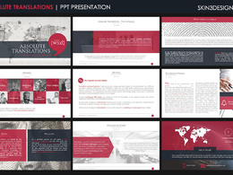 Design a PROFESSIONAL 12 slide Powerpoint Presentation Deck