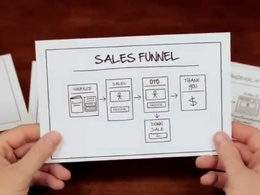 Design & develop an amazing Sales or Optin Funnels over the Clickfunnels platform