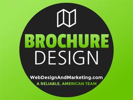 Create a Professional, Beautiful, Brochure Design