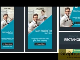 Make  animated HTML5 ad banners