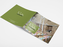 Design a stunning leaflet or brochure