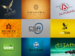Design 5 Beautiful logos  + Business card + Letterhead + Invoice + other stationary