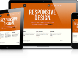Make HTML website or wordpress website home page responsive