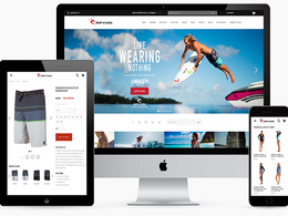 Create responsive ecommerce Website (Secure, SEO friendly, Responsive & Fast Loading)