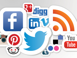 Do new mix of 1900 social media shares from the top 5 networks