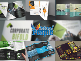 Design your Flyers, Posters with Unlimited Revisions