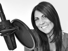 Record British female voiceover