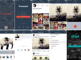 Design amazing UI for iOS, Android or Windows mobile app