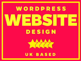 Design & Develop SEO Friendly, Responsive, WordPress Website