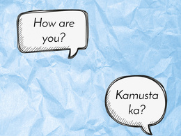 Expertly translate English to Filipino, Filipino to English